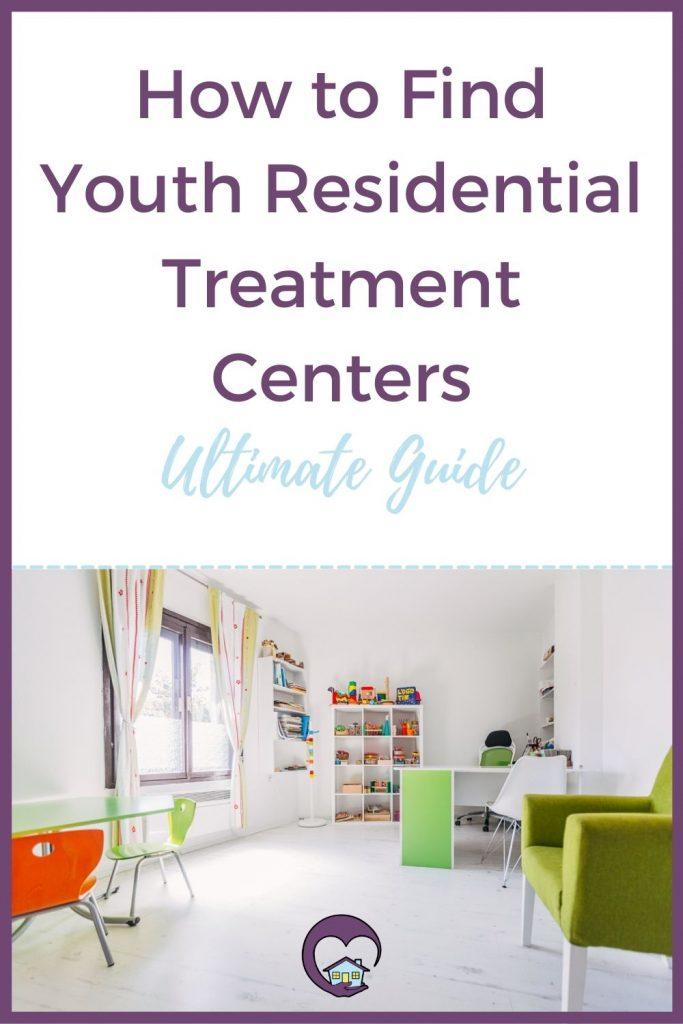Find treatment center youth and children mental health