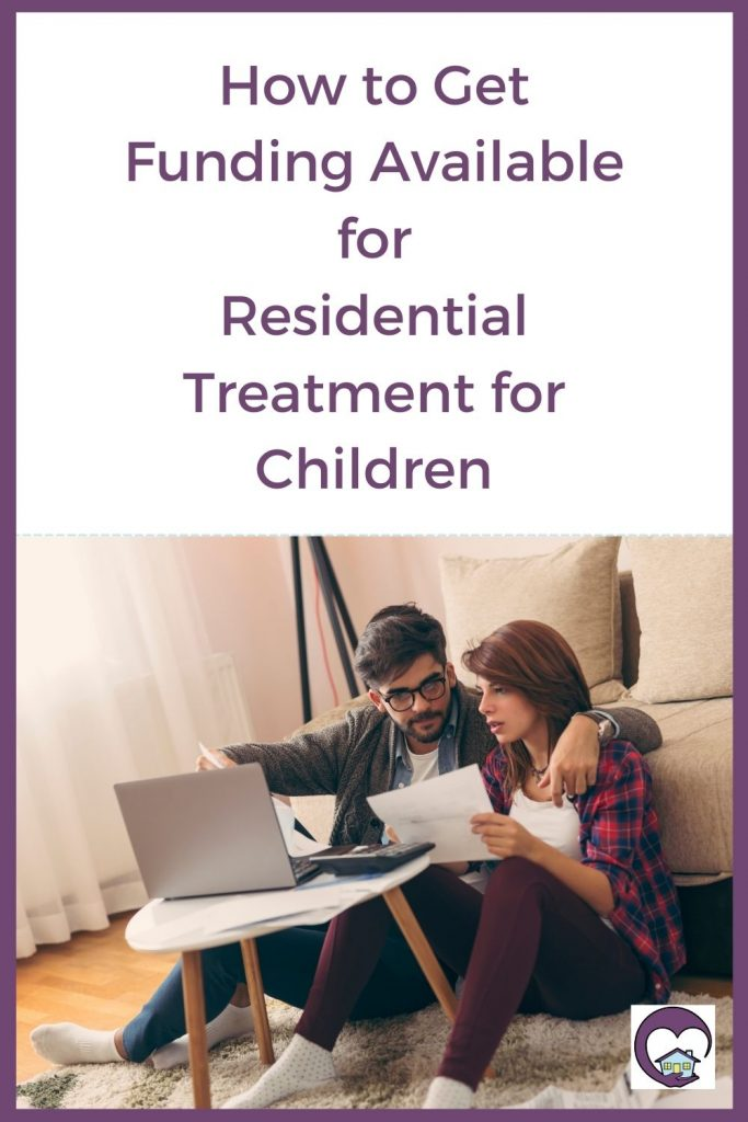 Child residential treatment funding