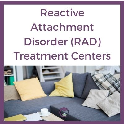 Reactive Attachment Disorder Treatment Centers in United States